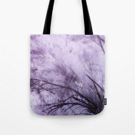 Infrared Landscape, Purple Breeze Tote Bag