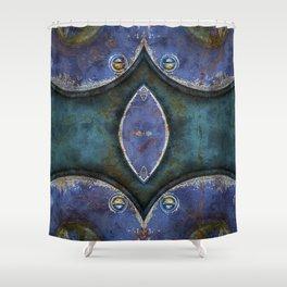 Ironwork Shower Curtain