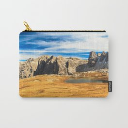 lakes in the dolomites Carry-All Pouch