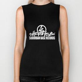 Suburban Base Dj Clubwear Studio Oldskool Hardcore Dj T-Shirts Biker Tank