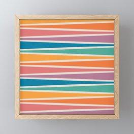 Boca Game Board Framed Mini Art Print