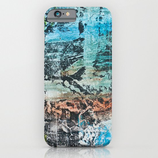 walls #4 iPhone & iPod Case