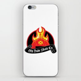 ODS Barn Burner iPhone Skin