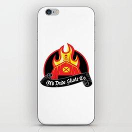 ODS Barn Burner iPhone Skin