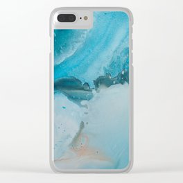 My Paradise Clear iPhone Case