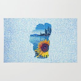Tahoe Sunflower Rug