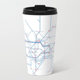 London – metro and transport map Travel Mug