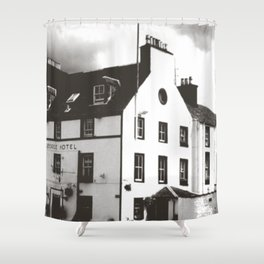 The George Hotel Shower Curtain