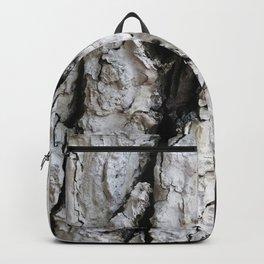 bark abstact no6 Backpack