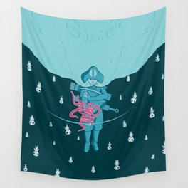 The Legend of Ashitaka Wall Tapestry
