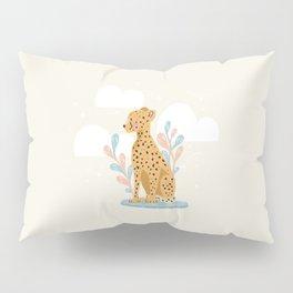 Baby Cheetah Pillow Sham