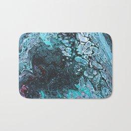 Acrylic pour 1 Bath Mat