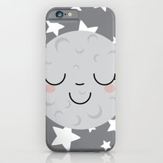 Moon Face iPhone 6s Slim Case