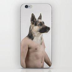 Therianthrope - Dog iPhone & iPod Skin