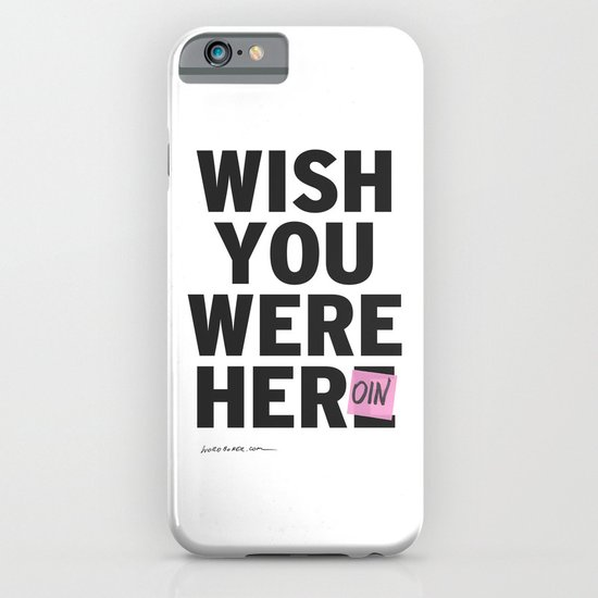 Heroin iPhone & iPod Case