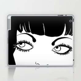 LOVE BUZZ Close up Laptop & iPad Skin