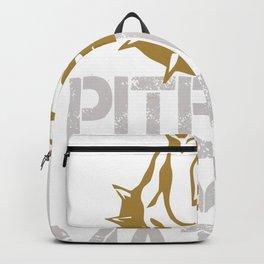 Pitbull Lives Matter Backpack