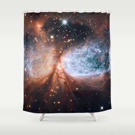 Star-forming region S106 Shower Curtain