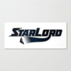StarLord Canvas Print