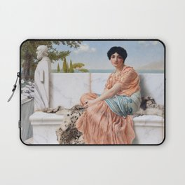 In the Days of Sappho Laptop Sleeve