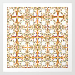 Brainwaves Art Print