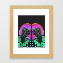 Consumed Framed Art Print