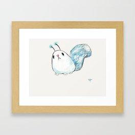 Imaginary Creatures #5 Framed Art Print