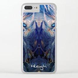 Beast Clear iPhone Case