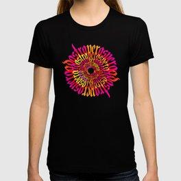Ad Astra per Aspera Mandala T-shirt
