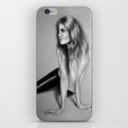+ CRAWL + iPhone Skin