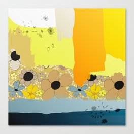 Seventy Seven Canvas Print