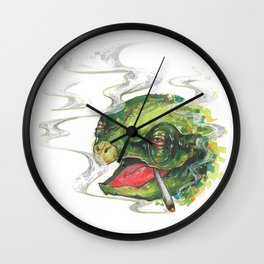 Wait... What?  Wall Clock
