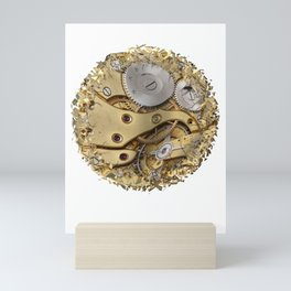 Broken Time Mini Art Print