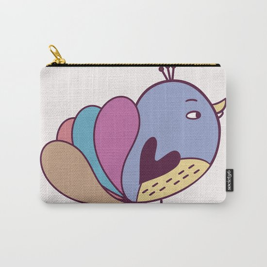 Cute Bird Carry-All Pouch
