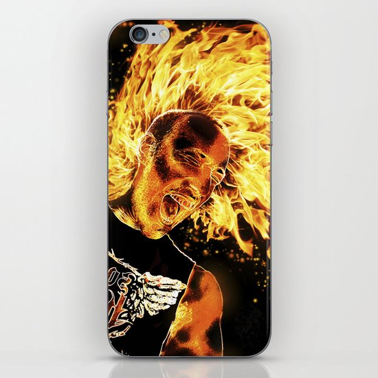 I am the Fire Starter. iPhone & iPod Skin