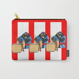 Taiko Penguins Carry-All Pouch