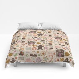In the Land of Sweets Comforters