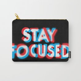 Stay Focused Carry-All Pouch