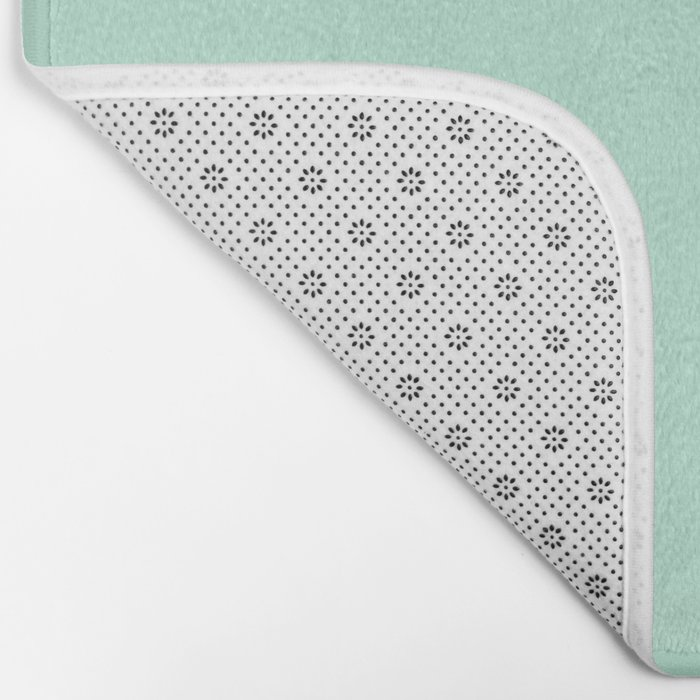 Mint Green Bath Mat