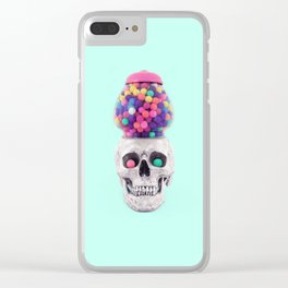BUBBLESKULL Clear iPhone Case