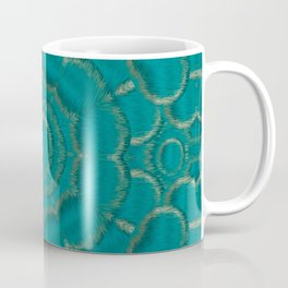 Over the calm sea is the most beautiful star Coffee Mug