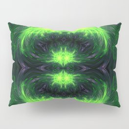 Psychedelic geometry pattern (Acid session vol.1) Pillow Sham