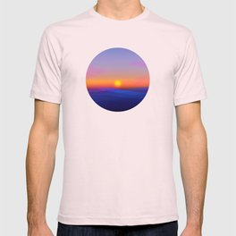 Waves of the Sunset T-shirt