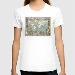 The British Empire 1886 T-shirt