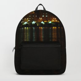 Reflections Of Detroit Backpack