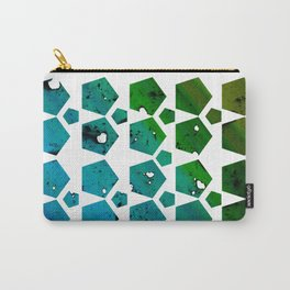 Pentagons of May 29 Carry-All Pouch