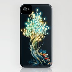 ElectriciTree iPhone (4, 4s) Slim Case