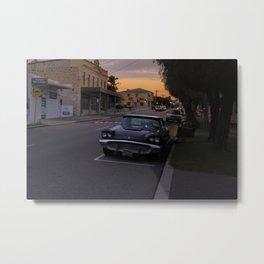 Classic  in Fremantle Metal Print