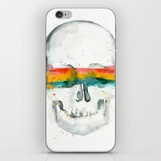 The Anonymity of Existence iPhone & iPod Skin