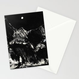 Mancha 5 Stationery Cards